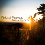 Michael Mountain Album Cover Sunset
